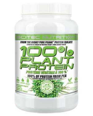100% Plant Protein - Scitec Nutrition