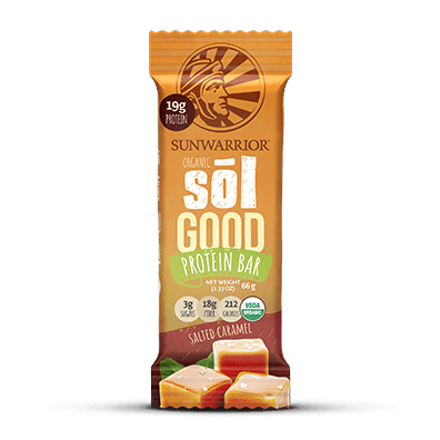SunWarrior Sol Good Protein Bar