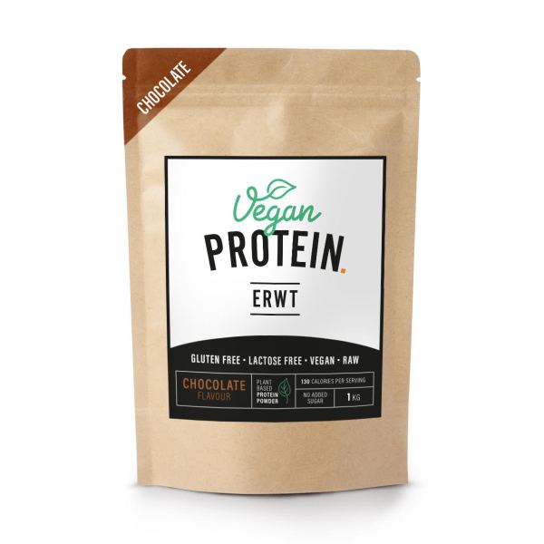 Vegan protein erwt chocolate
