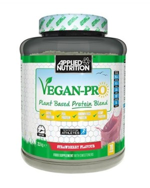 applied nutrition vegan