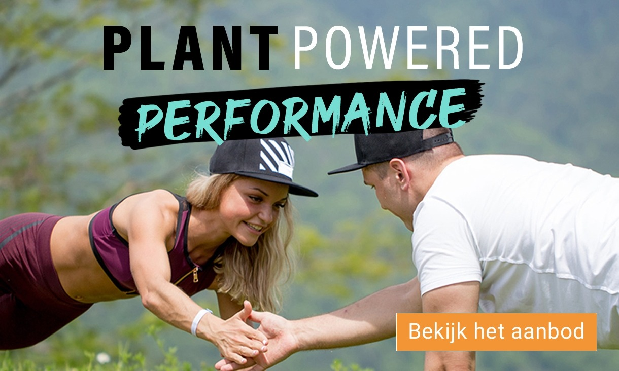 Vegan Protein - plant powered performance
