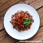 Easy Recipe: BBQ Chickpeas and Rice