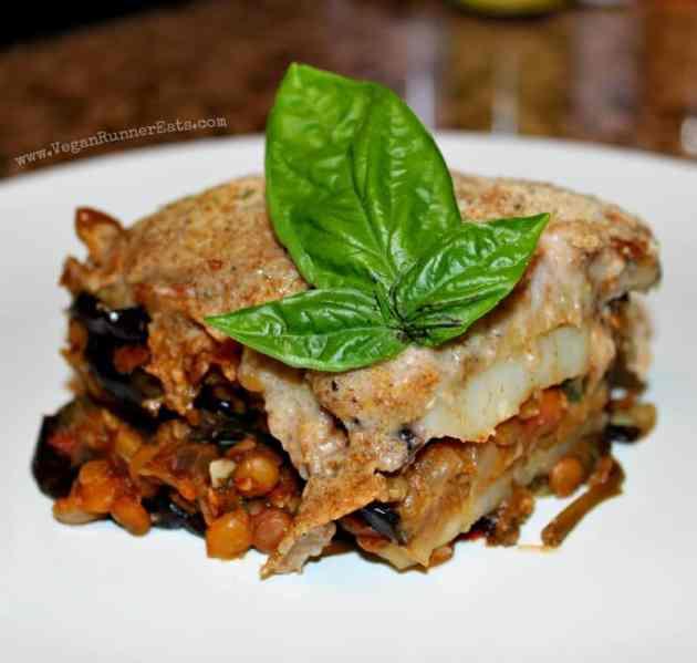 Classic Greek Vegan Moussaka| vegan version of a classic moussaka | vegan moussaka recipe