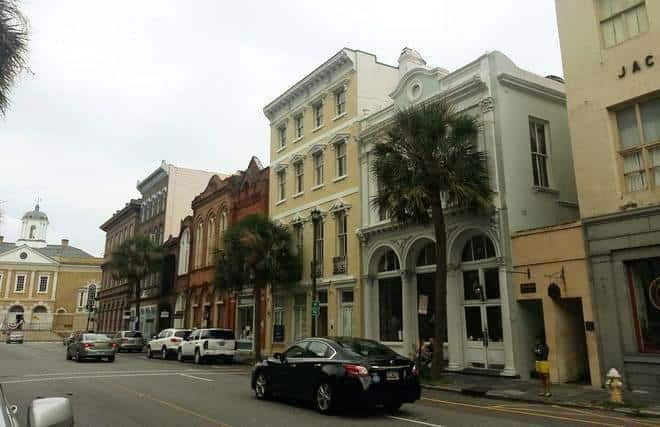 Broad St Charleston