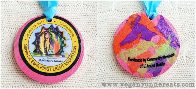 Medal front&back