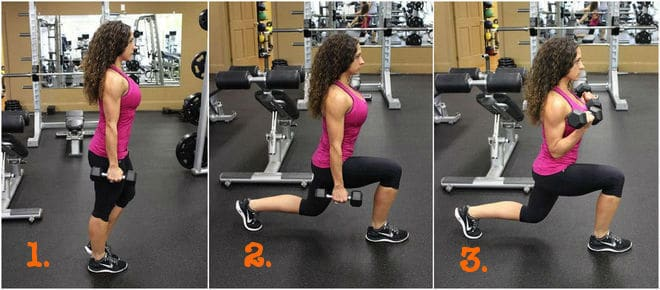 Full-Body Dumbbell Workout for All Fitness Levels, at the ...