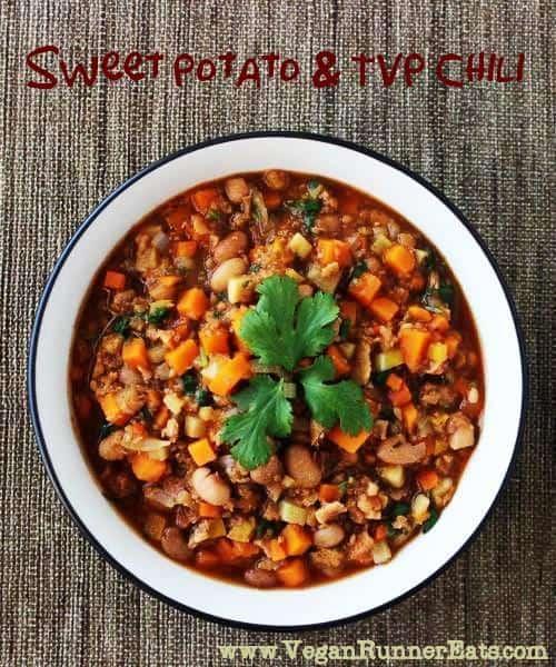 High-protein vegan chili recipe