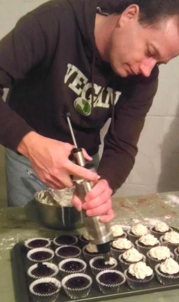 Cupcake demo- Neil