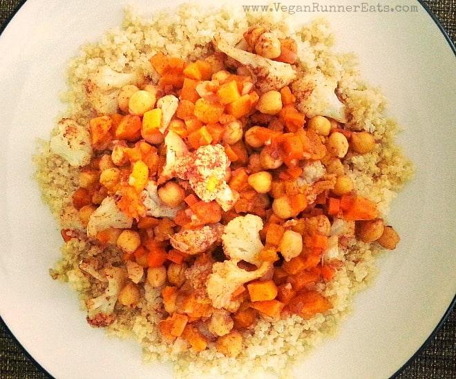 Moroccan Veggie Tagine