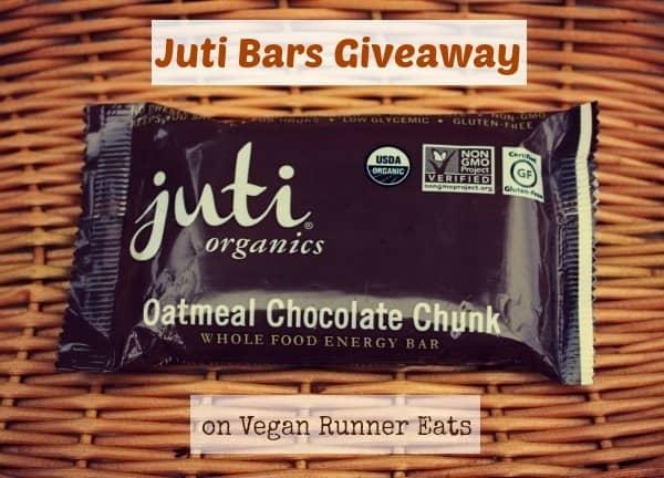 Juti Bars Giveaway