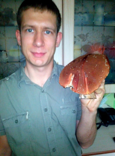 What being vegan is like in Russia: Petr's story
