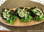 Broccoli Apple Winter Salad Tacos Recipe