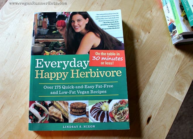 Everyday Happy Herbivore cookbook review - one of my favorite vegan cookbooks with lots of easy recipes