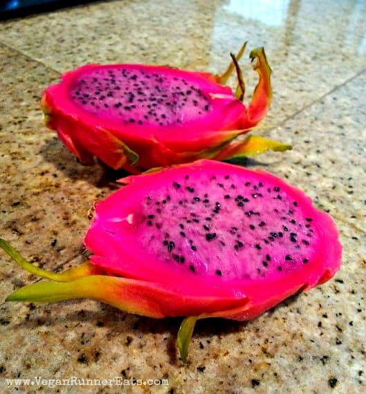Dragonfruit in Maui, Hawaii
