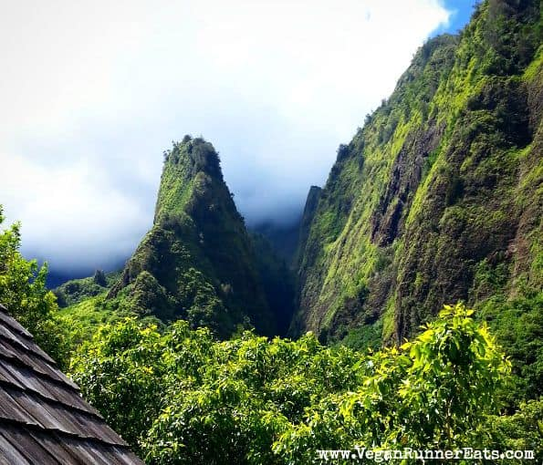 Iao Valley Needle, Maui, Hawaii