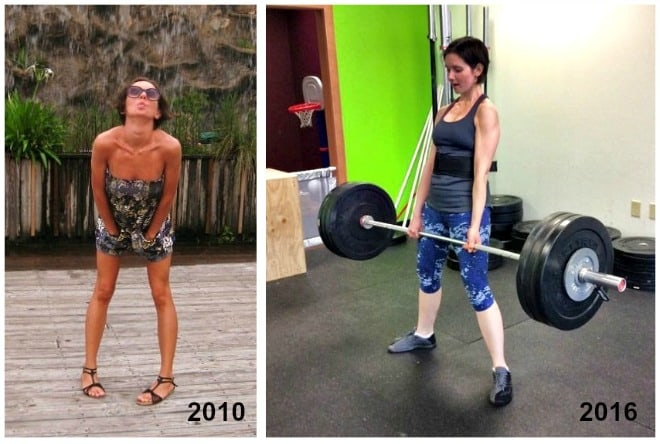 How I overcame body image issues and learned to accept my strength