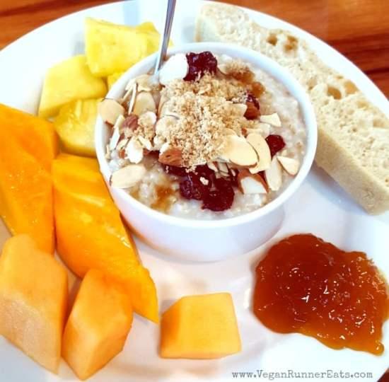 Hilton Big Island Breakfast Buffet