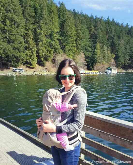 Cascade Lake in Moran State Park on Orcas Island
