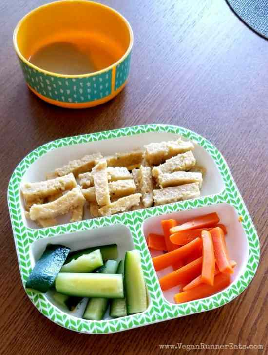 7 homemade vegan baby food ideas for baby-led weaning