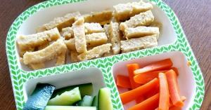 Vegan baby-led weaning foods to try at home