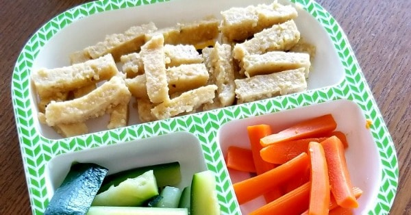 7 Vegan Baby Food Recipes That Baby J Loves (Baby-Led Weaning Approved!)