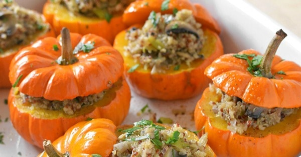 50 Vegan Thanksgiving Dishes to Please a Crowd