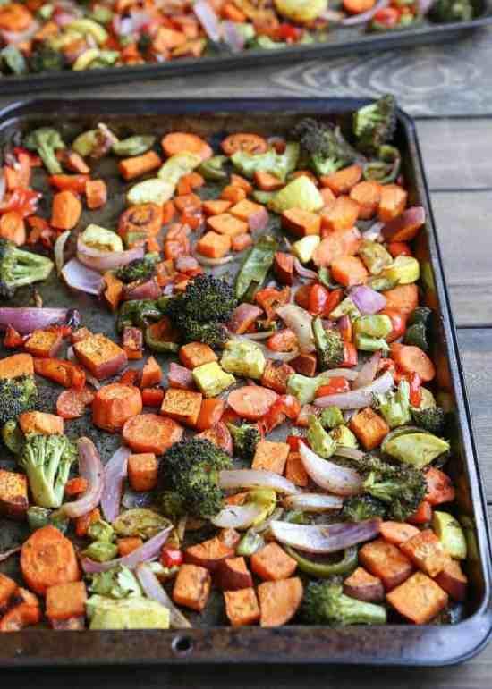 50 best vegan Thanksgiving dishes: Crowd-pleasing roasted vegetables