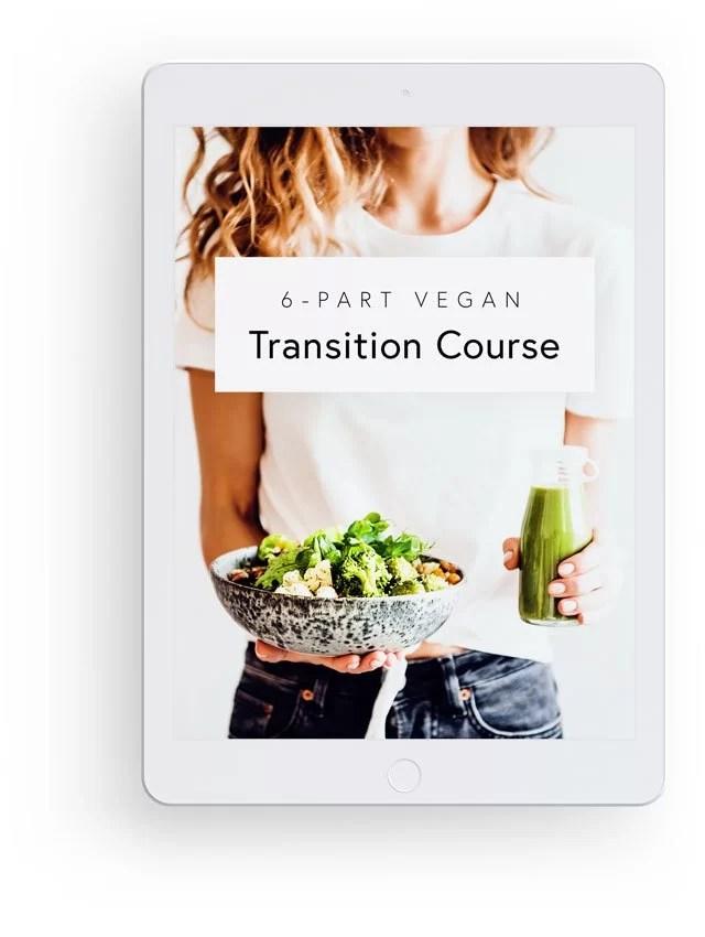 go vegan starter kit