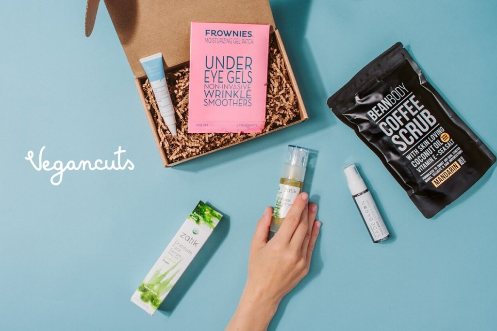 the ultimate vegan gift guide with vegancuts beauty box