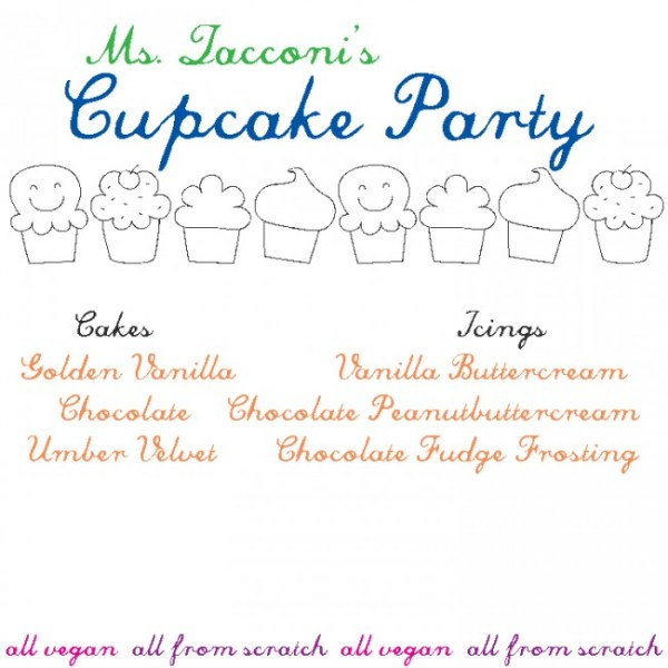 CupcakeParty