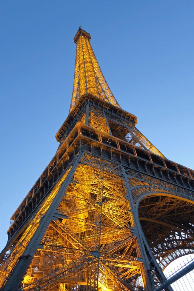 Paris in the Spring {Break}