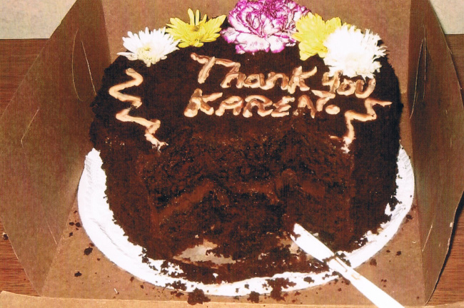 Throwback Thursday: My Dealings with Vegan Cake, 2004+