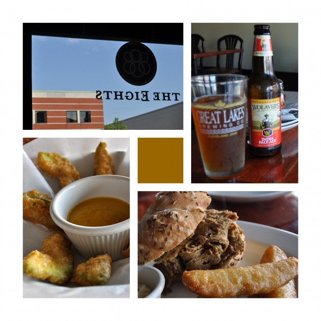 Victuals in Buffalo: The Eights