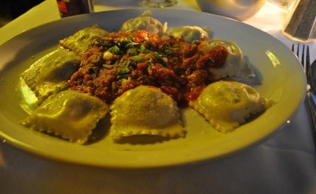 Old World Italian with a Vegan Menu
