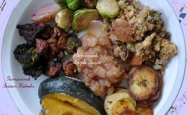 Autumn Dins {A Vegan Victuals Feast}