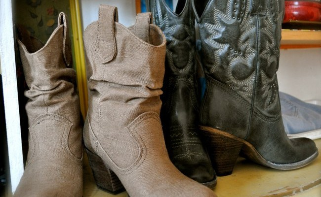 Are Ya Ready Boots? …Vegan Cowboy Boots