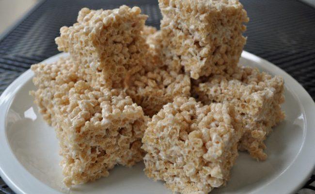 Lowbrow Genius: Rice Krispy Treats