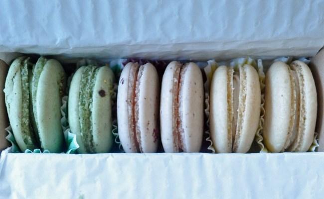 Macarons… Veganized