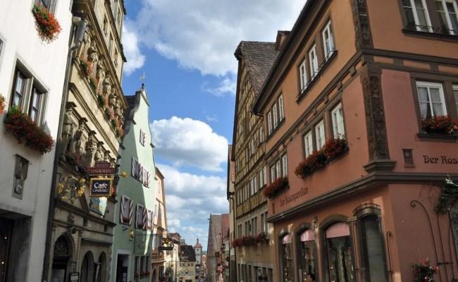 Day 2 in Deutschland, Vegan Eats in Rothenburg o.d. Tauber, Germany