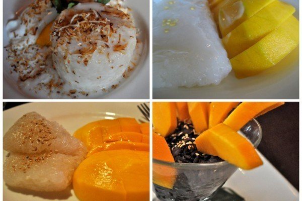 These Are a Few of My Favorite Things: <b>Sharing Mango & Sticky Rice</b>