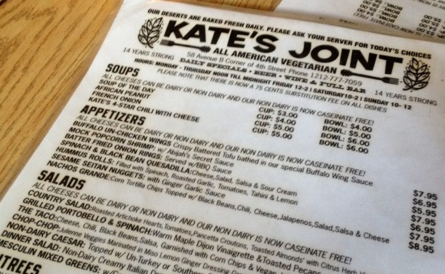 Kate's Joint
