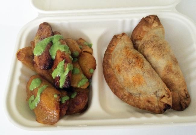 Authentic Vegan Empanadas on Long Island