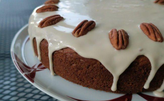 Carrot Cake Break