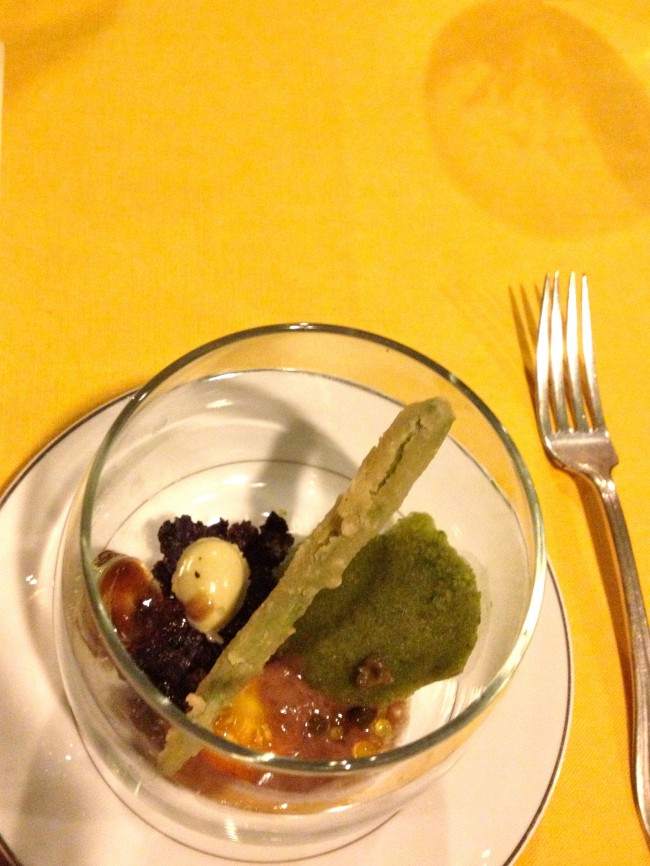 Summer in Paris, Lovely Lagusta's Savory Dinner Series