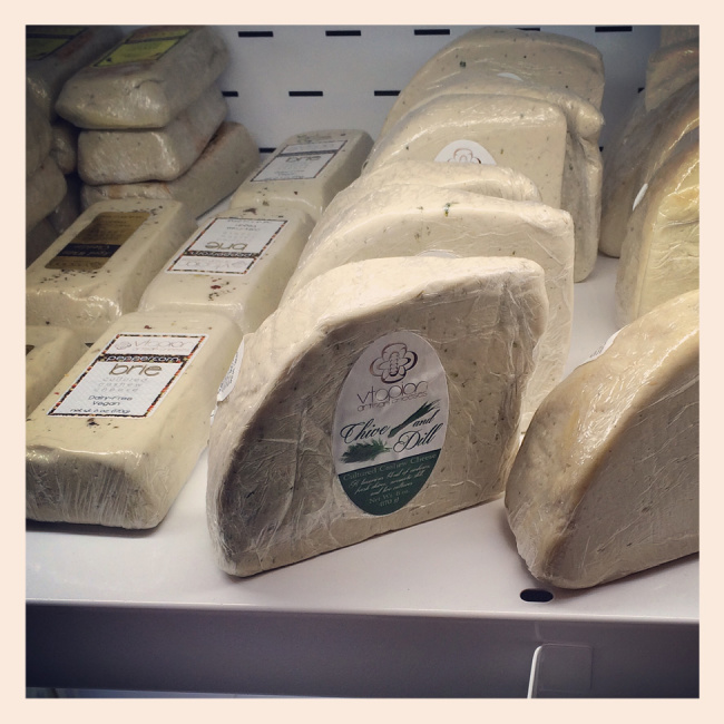 Blessed Are The (Vegan) Cheesemakers: A Trip to Riverdel