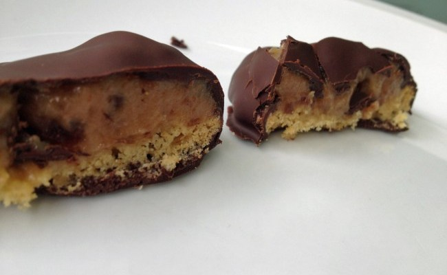 Vegan Twix, Or the Most Delicious Thing I Ever Made