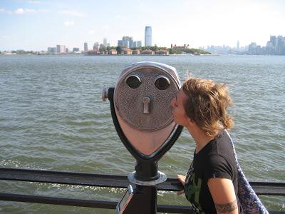I Love NYC Weekend: Staycation