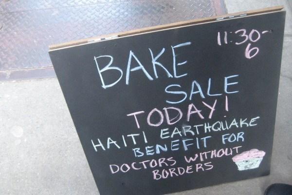 Vegan Cupcakes For Haiti