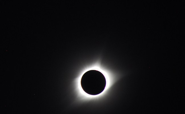 The Great American Eclipse is here!