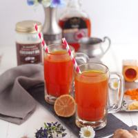 Healing Turmeric Tonic: The Cure for Holiday Stress